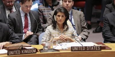 All'ONU gli Stati Uniti hanno fatto gli Stati Uniti, nonostante Trump