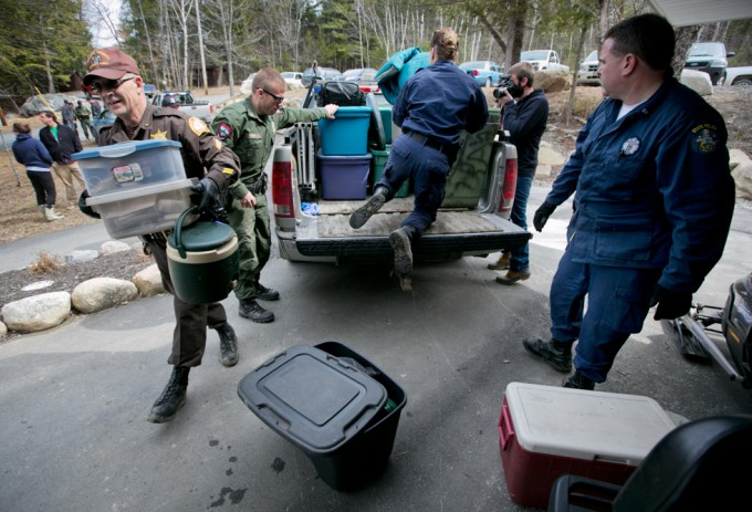 Hermit Arrest