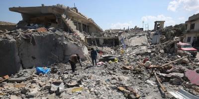 Gli attacchi aerei americani uccidono sempre più civili in Iraq e in Siria