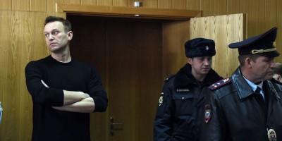 Alexei Navalny è stato condannato a 15 giorni di prigione
