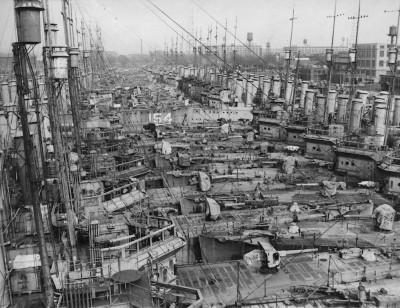 100 navi da demolire
