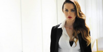 Nina Moric dice che crede in tutto quello che fa CasaPound