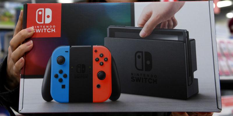 Spegnere Nintendo Switch - Come Spegnere o Riavviare la ...