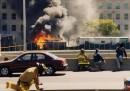 Le foto dell'attentato dell'11 settembre al Pentagono