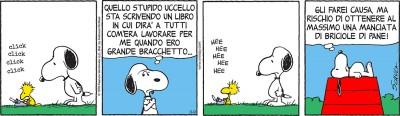 Peanuts 2017 marzo 9