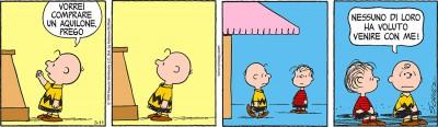 Peanuts 2017 marzo 11