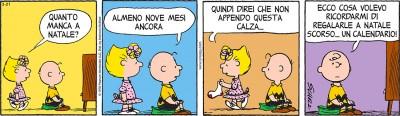 Peanuts 2017 marzo 21