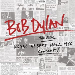 Copertina ufficiale del vero concerto al Royal Albert Hall (meno famoso del falso concerto).