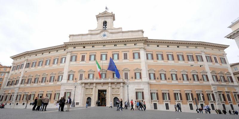 I redditi dei parlamentari e dei ministri italiani il post for Sito parlamento italiano
