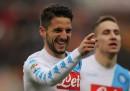Il Napoli ha battuto la Roma