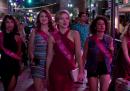 """Il trailer di """"Crazy Night"""", il film con Scarlett Johansson su un addio al nubilato che finisce male"""