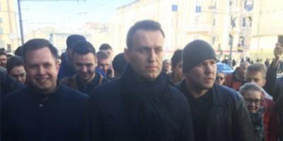 Alexei Navalny è stato arrestato di nuovo