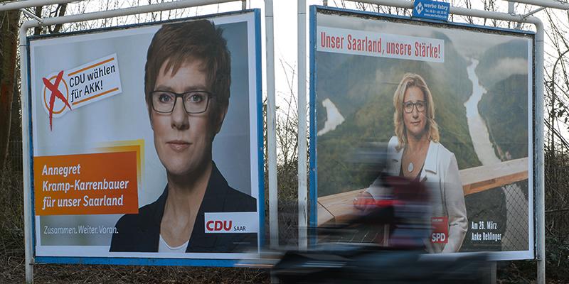 Germania, la Cdu vince nel Saarland