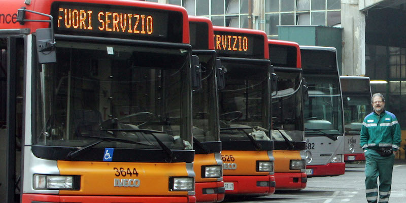 Roma e Milano: sciopero dei trasporti pubblici per 8 marzo 2017!