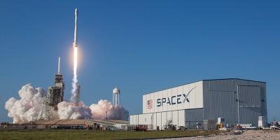 SpaceX ha aperto l'era del riciclo spaziale