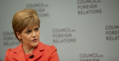 La Scozia vuole fare un nuovo referendum sull'indipendenza
