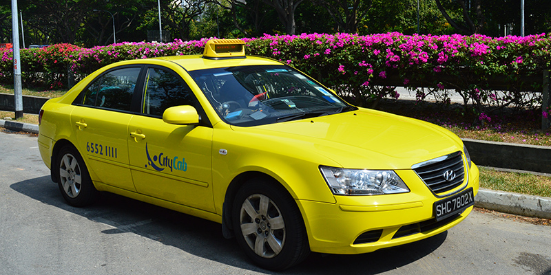 taxi-singapore