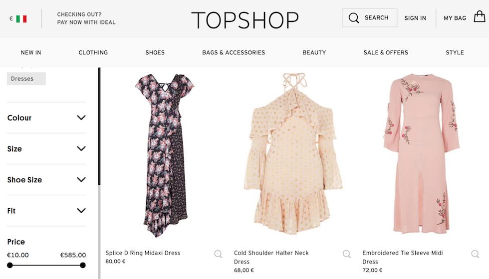 I 10 migliori marchi di moda a buon prezzo - Il Post 7b4e29679109