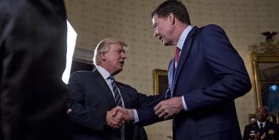 L'FBI contro Trump
