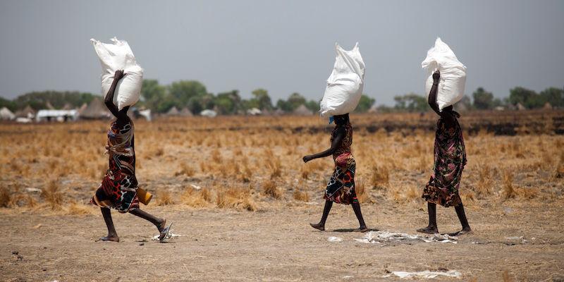 SSUDAN-FAMINE