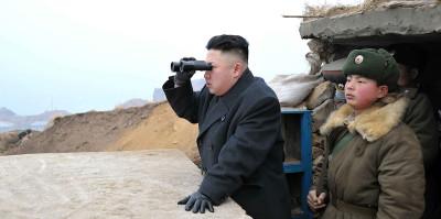 Gli Stati Uniti sposteranno navi militari vicino alla Corea del Nord