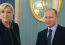 Ci sono sospetti che la Russia stia interferendo con le presidenziali in Francia