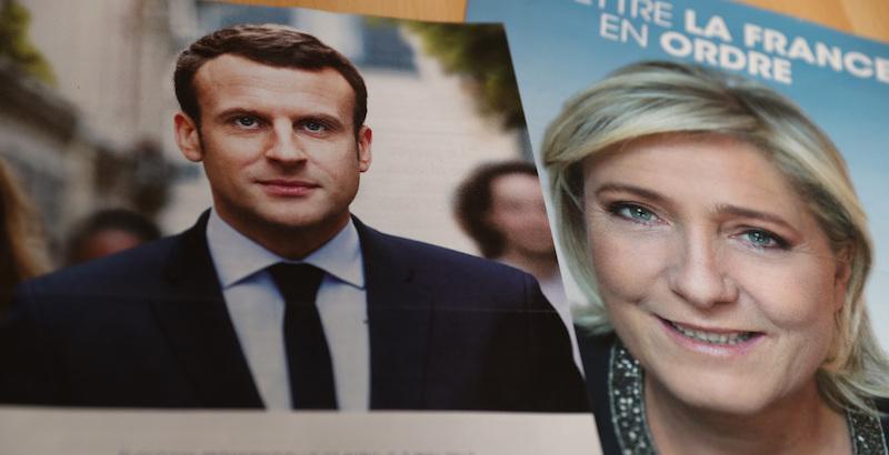 Francia: Rtbf, Macron primo, poi Le Pen