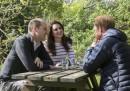 Il video dei principi Harry e William che parlano con Kate Middleton della morte della principessa Diana