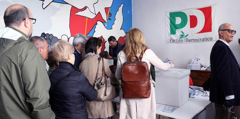 Primarie PD, dove e come si vota