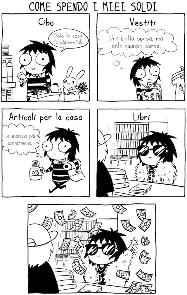 Favoloso Sarah Andersen e le ragazze nei fumetti - Il Post JY76