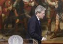 Gentiloni dice che Alitalia non sarà nazionalizzata