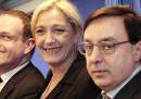 Il nuovo presidente del Front National è durato tre giorni