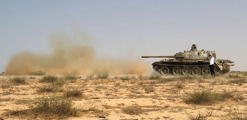 LIBYA-CONFLICT-SIRTE