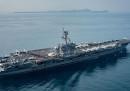 Alla fine gli Stati Uniti non hanno mandato navi da guerra in Corea del Nord