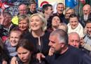 """Le Pen ha fatto una """"sorpresa"""" a Macron"""