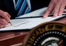 Quante promesse ha mantenuto Trump?