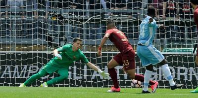 Roma-Lazio è finita 1-3