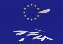 Cartoline tristi dagli inglesi che vorrebbero restare nell'Unione Europea