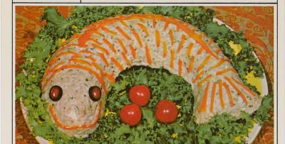 L'orripilante cibo degli anni Settanta