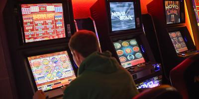 Virginia Raggi e le slot machine
