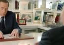 Berlusconi intervistato dal fondatore di VICE