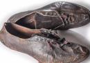 100 anni di scarpe da maratona, in una GIF