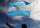 Forse l'Argentina ha la bandiera un po' sbagliata