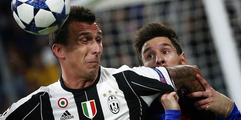 Champions League: il Camp Nou rimane inviolato ma passa la Juventus