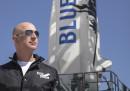 Jeff Bezos spende un miliardo di dollari all'anno per lo Spazio