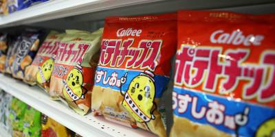 In Giappone scarseggiano le patatine