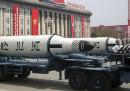 La Corea del Nord ha detto che non rinuncerà alle sue armi nucleari se gli Stati Uniti non ritireranno le loro da tutta la regione