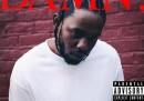 """C'è finalmente il nuovo disco di Kendrick Lamar, """"DAMN."""""""