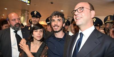Gabriele Del Grande è tornato in Italia
