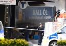 Un camion ha investito i pedoni a Stoccolma